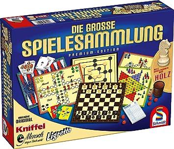 Schmidt Spiele 49125 Estrategia - Juego de Tablero (Estrategia, Niño/niña, 6 año(s), 372 mm, 90 mm, 270 mm): Amazon.es: Juguetes y juegos