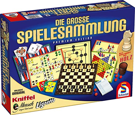 Schmidt Spiele 49125 Estrategia - Juego de Tablero (Estrategia ...