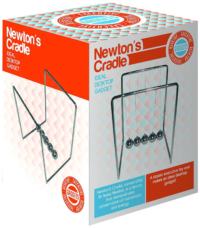 Oliphant Executive Desktop Gadget Newtons Cradle EDG102