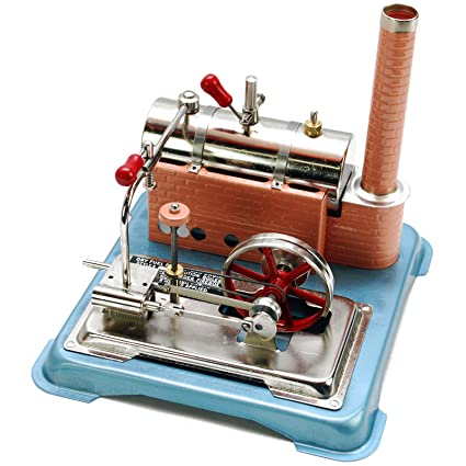 Toy Steam Engine Powered Toys Toys, Hobbies