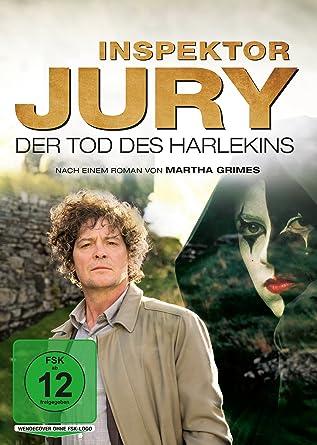 Inspektor Jury - Der Tod des Harlekins