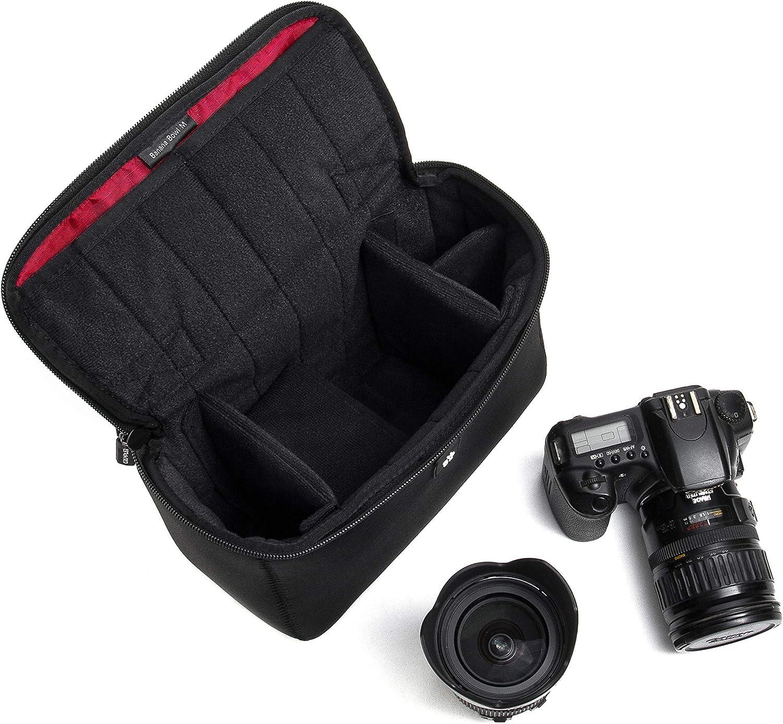 Crumpler Banana Bowl BBO-S-001 Bolso para equipo fotogr/áfico negro talla S