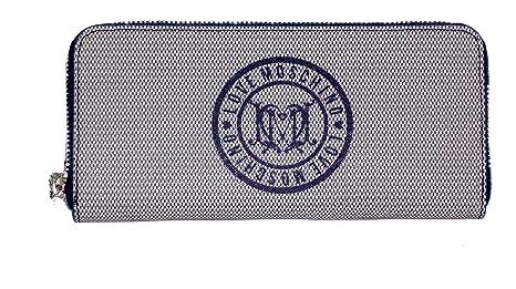Love Moschino - Cartera para mujer Azul azul