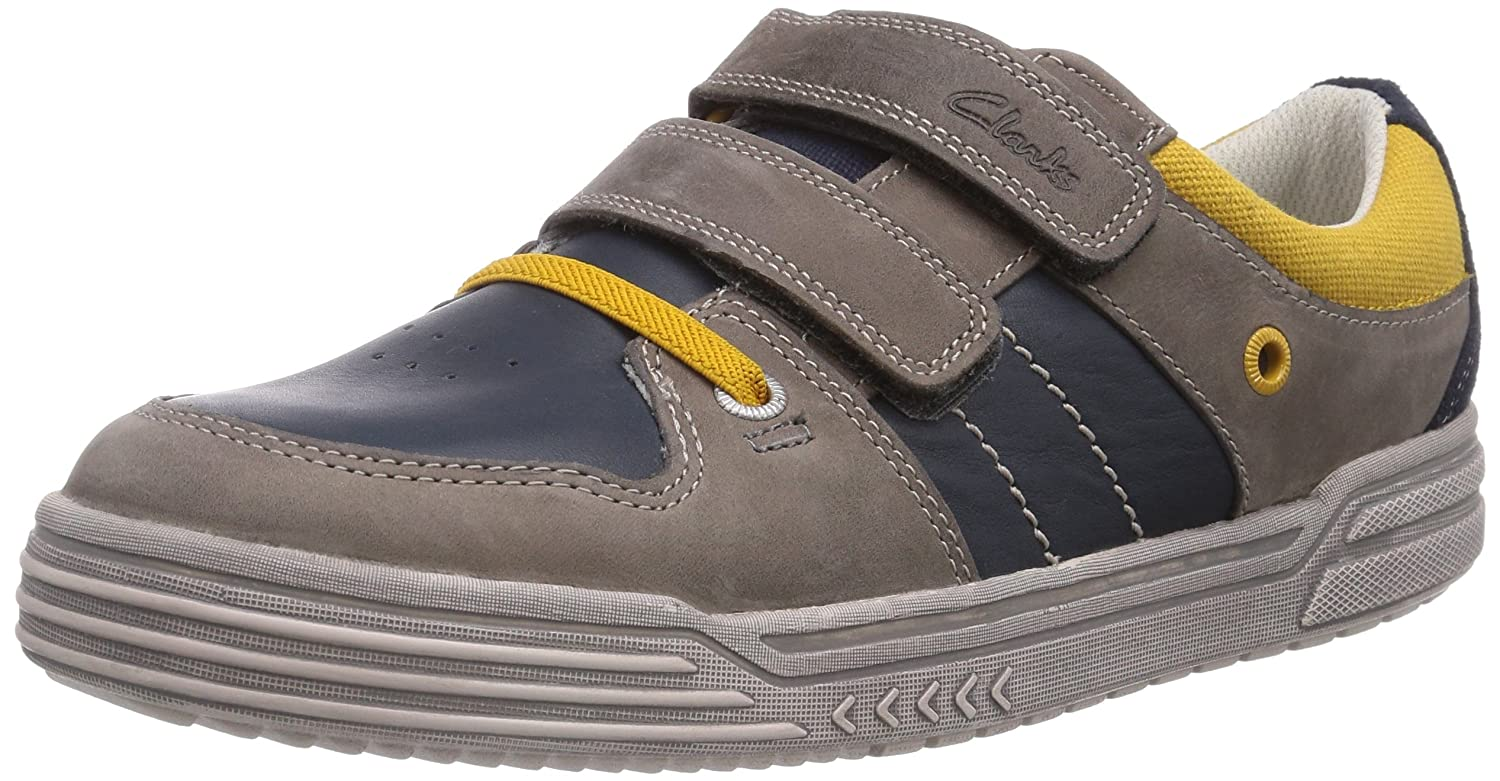 7da89815d Clarks Boy's Leather Sports Shoes: Buy Online at Low Prices in India -  Amazon.in