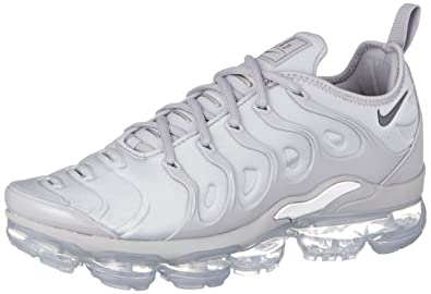 bdbf320523 Amazon.com | Nike Mens Air Vapormax Plus Wolf Grey Neoprene Size 8.5 ...