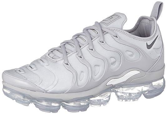 Amazon.com: Nike Air VaporMax Plus – 924453 – 005, Gris ...
