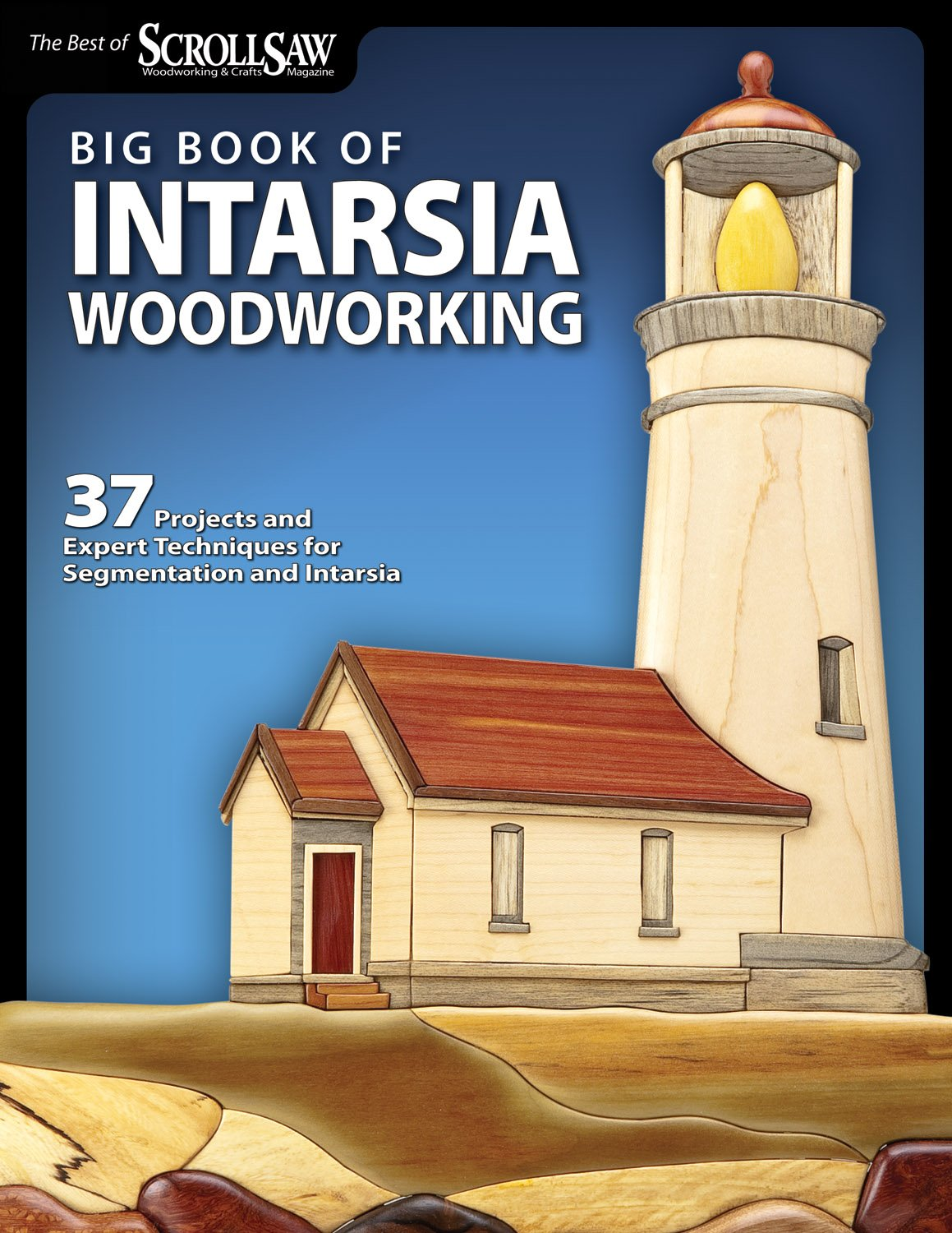 Book Intarsia Woodworking Step Step product image