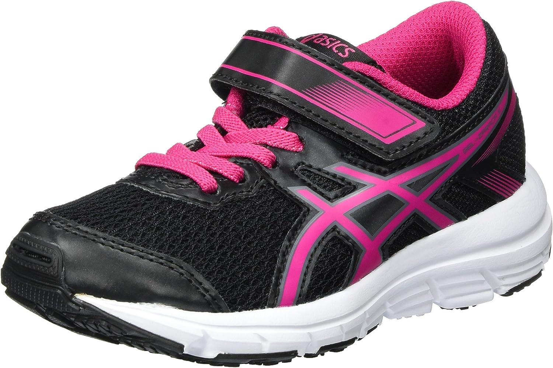 Asics Gel-Zaraca 5 GS, Zapatillas de Running Unisex Niños, Negro ...