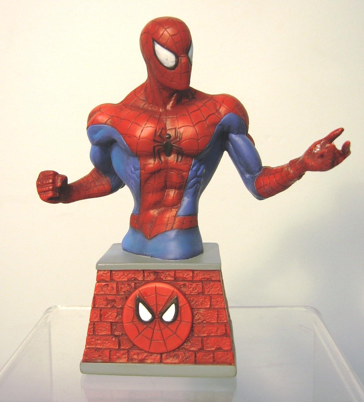 Monogram Super Heroes Spider Man Bust Paper Press