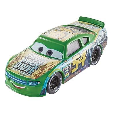 Disney Pixar Cars 3: Tommy Highbanks Die-cast Vehicle: Toys & Games
