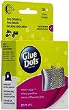 Glue Dots Micro Dot Roll, 325 Clear Dots