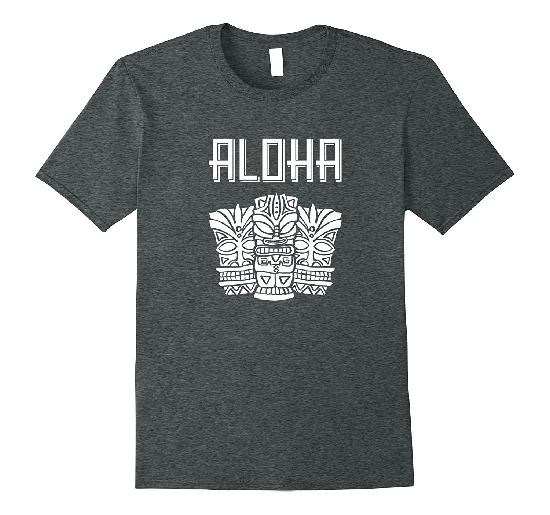 Aloha Tiki Lover Shirt, Tiki Mug Luau Party Tee