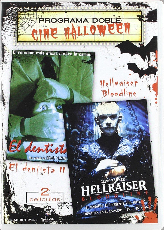 Pack: Hellraiser 4 + El Dentista 2 [DVD]: Amazon.es: Bruce Ramsay ...