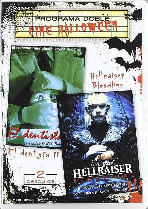 Pack: Hellraiser 4 + El Dentista 2 [DVD]: Amazon.es: Bruce Ramsay, Clint Howard, Corbin Bernsen, Doug Bradley, Jillian Mcwhirter, Valentina Vargas, Alan Smithee, Brian Yuzna, Bruce Ramsay, Clint Howard, Nancy Rae Stone,
