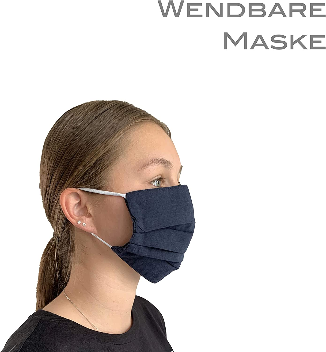 Taille Fabricant : OneSize BaF Blue/_Style15 Mask Mixte Adulte FR Unique