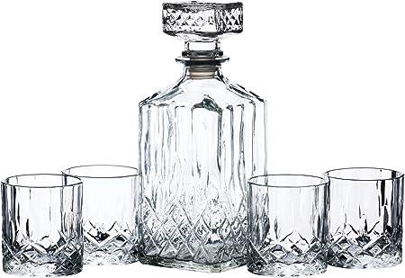 ¡Cada sorbo de güisqui debe saborearse! ¡Así que almacena, vierte y sirve tu bebida favorita con est