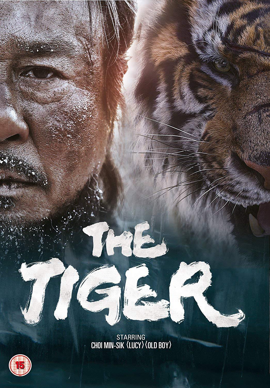 O Tigre: Conto de um velho caçador - Poster