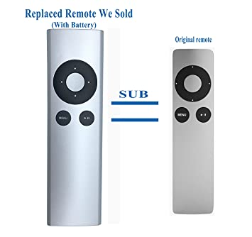Review New Replaced Remote Fit