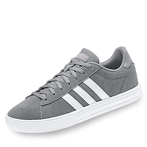 check out 14de8 754b9 adidas Womens Daily 2.0 Fitness Shoes, Grey (GritreFtwblaGrmeva 000)