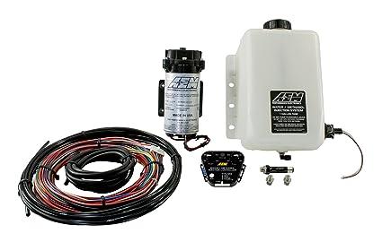 Amazoncom AEM V Gallon WaterMethanol Injection Kit - Aem water methanol kit wiring diagram
