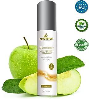 Crema facial antiarrugas de Colágeno hidrolizado y Células Madre de Manzana y Citoquinas. Reafirma,