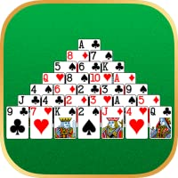 Pyramid Solitaire.