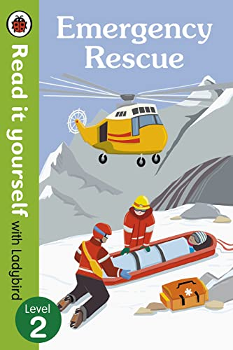 Emergency Rescue � Read it yourself with Ladybird (non-fiction) Level 2 (Read It Yourself With Ladybird; Level 2)