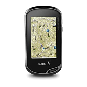 Garmin Oregon 750T, Touchscreen Handheld GPS