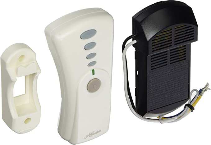Hunter ventilador 99119 Ventilador de techo y luz universal avanzado mando a distancia: Amazon.es: Bricolaje y herramientas