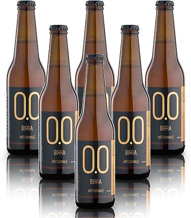alternativa® - Cerveza Artesanal Sin Alcohol - 0.0% vol (Caja de 6 ...