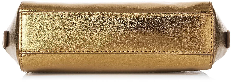 X Gold Memila T b Kosmetiktasche Damen H Bethel Cm 5x13x20 1qawpR