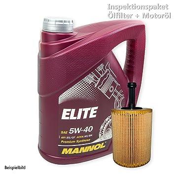 Filtro de aceite + antifricción Juego de filtros: Amazon.es: Coche y moto
