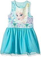 Disney Toddler Girls' Frozen Elsa Ruffle Dress