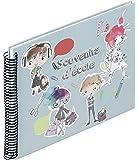 Panodia 721548S Album Scolaire Souvenir d'Ecole 38 Pages 24,5 x 34,5 cm