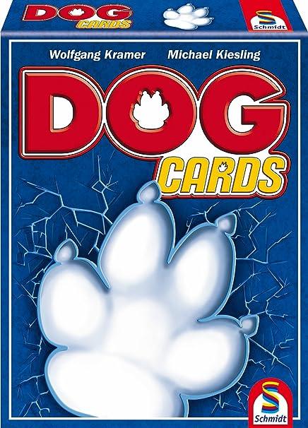 Spiele Schmidt-Spiele 49216 DOG Compact