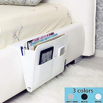 Amazon Com Bedside Caddy New Design Large Size 9 4 X 13 4