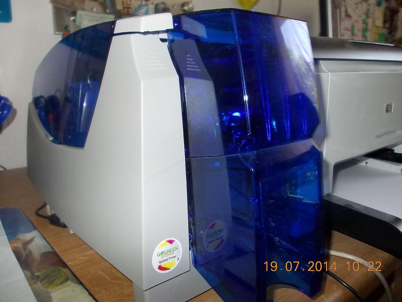 DataCard SP25 Plus - Impresora para Tarjetas de plástico ...
