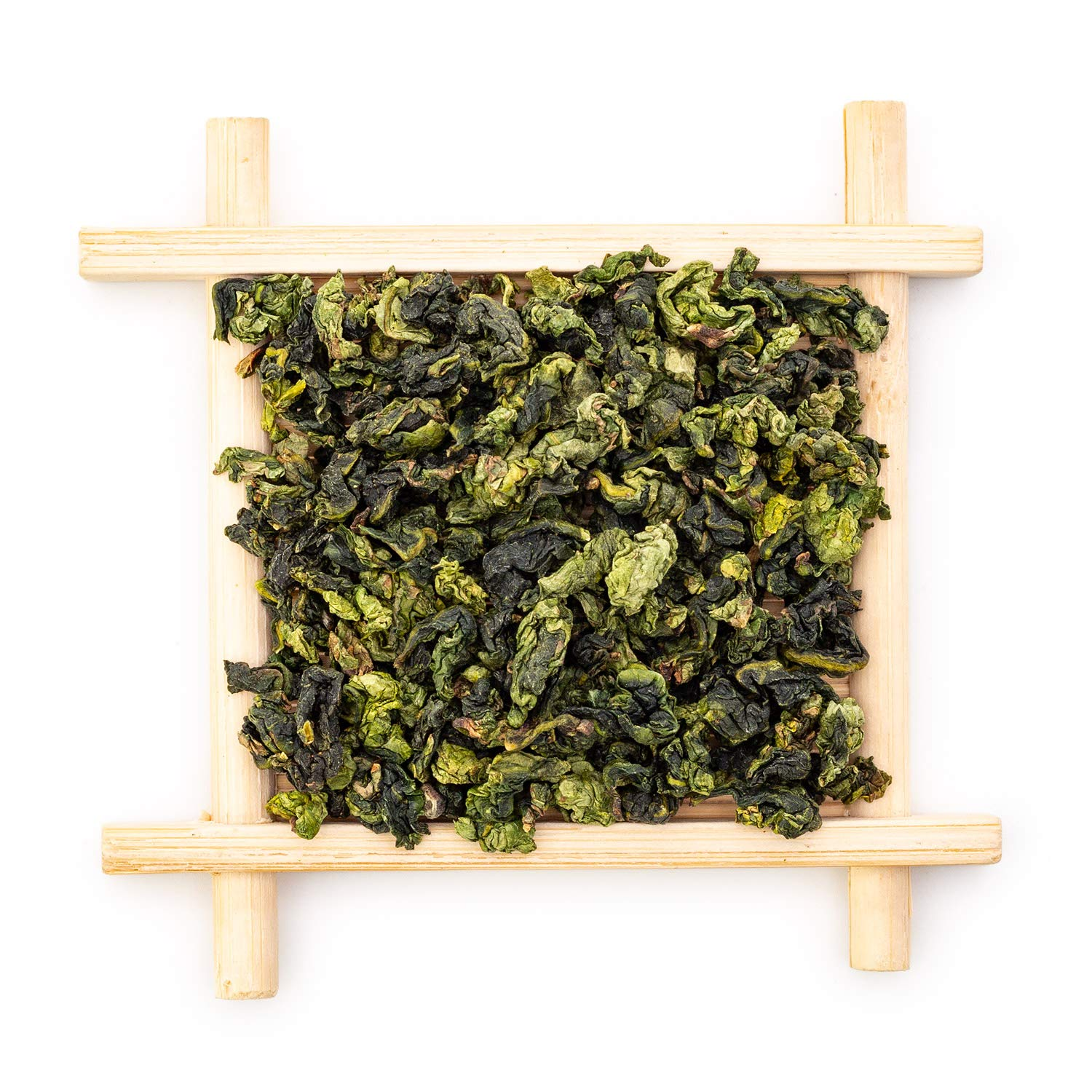 Oriarm 1000g / 35.3oz Anxi Tie Guan Yin Oolong Tea Loose Leaf - Chinese Iron Goddess of Mercy Oolong Green Tea Leaves - Naturally High Mountain Grown