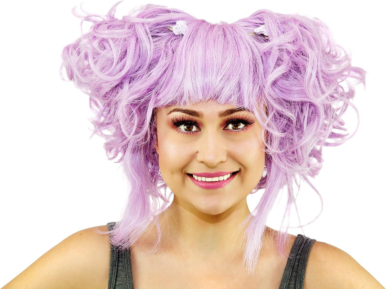 Karmae Ranking Washington Mall TOP15 Wig Lavender -