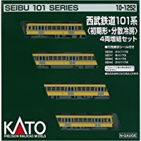 101 series (initial form and distributed cooling) Seibu