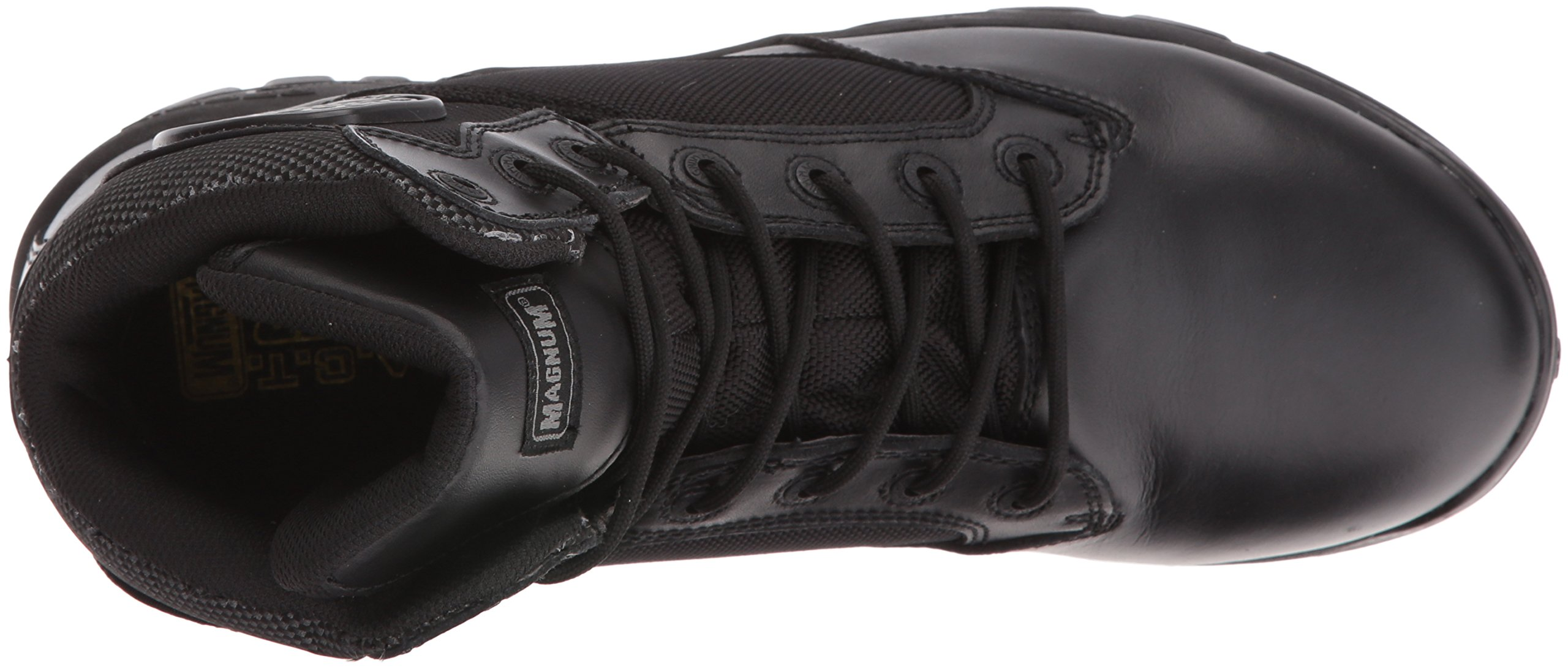 Magnum Men's Strike Force 6'' Waterproof Military & Tactical Boot, Black 14 W US by Magnum (Image #8)