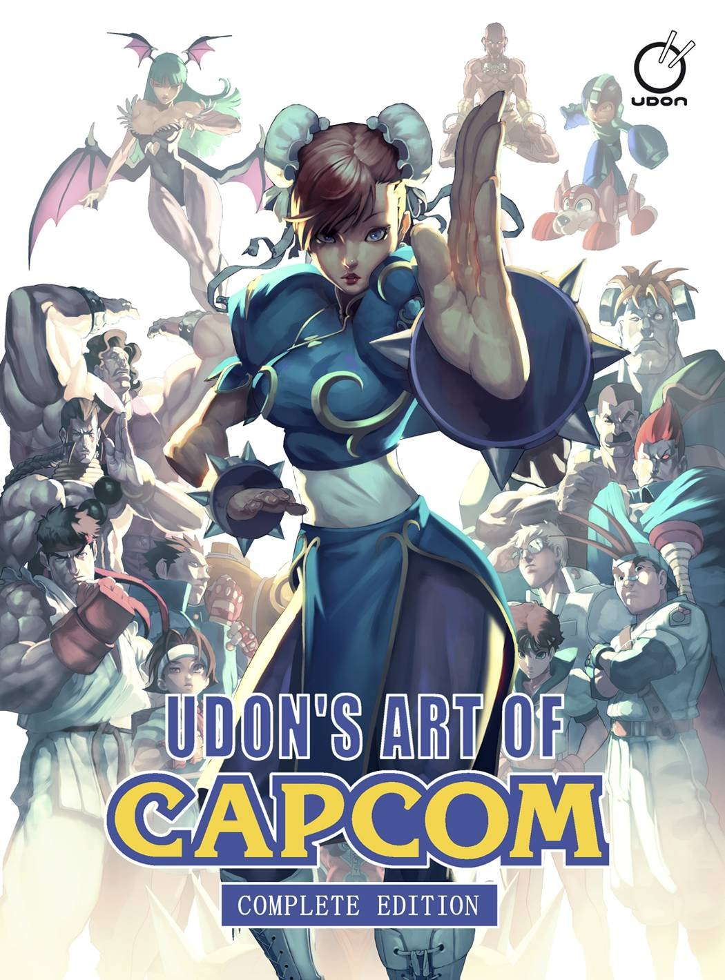 Read Online UDON's Art of Capcom: Complete Edition pdf epub