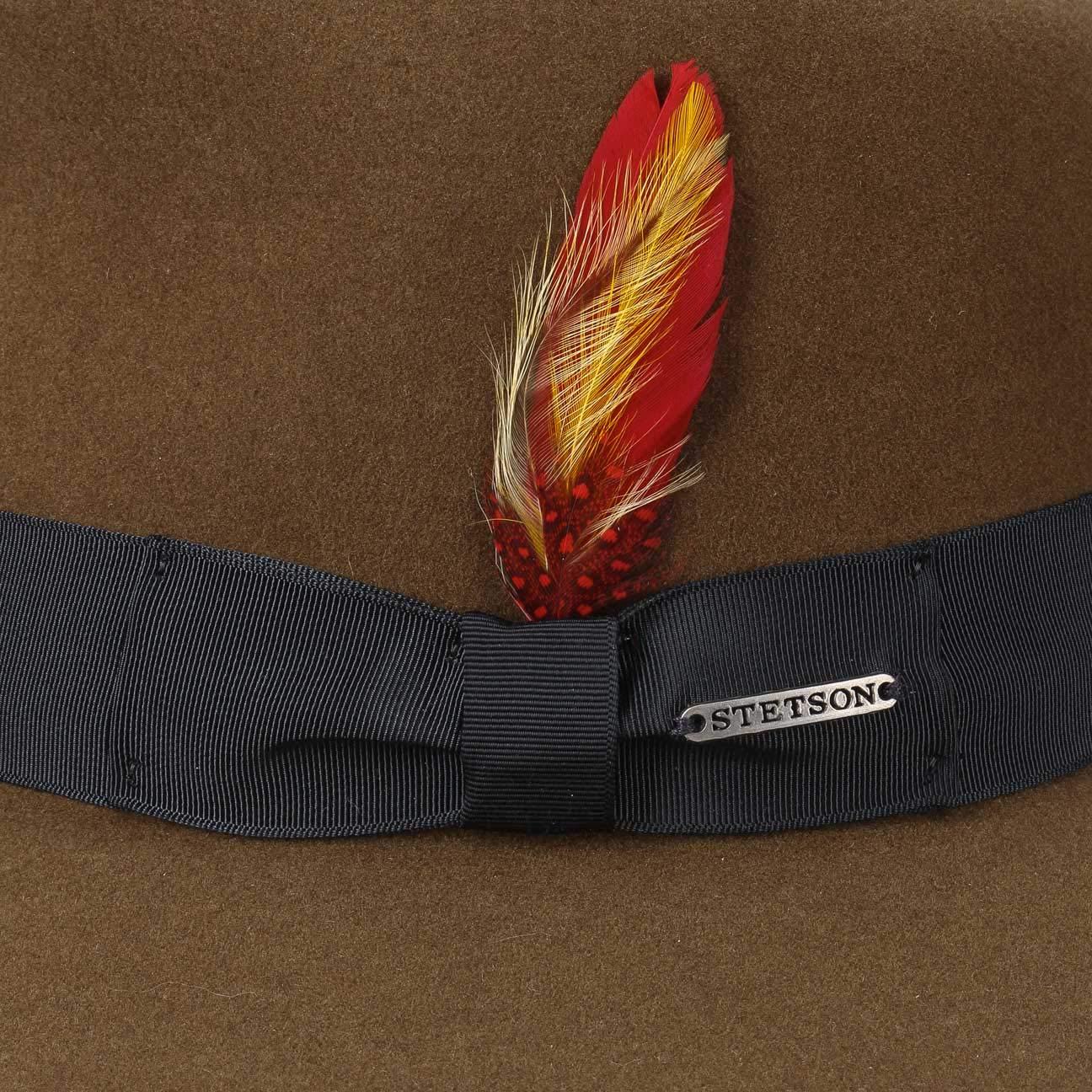 Stetson Vienna VitaFelt Traveller Hat Women//Men