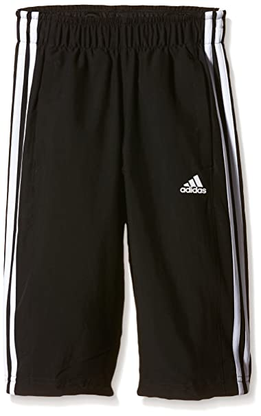 adidas Jungen 34 Hose Essentials 3 Stripes