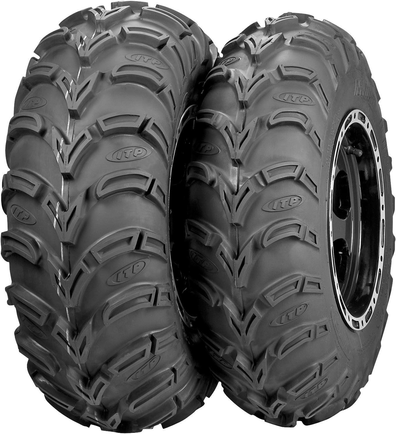 ITP Mud Lite AT 6 PLY ATV Tire size 25x10x12