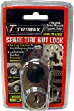Trimax TNL740 Spare Tire Nut Lock for Side Mount Spare Tires