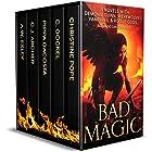 Bad Magic: 5 Novels of Demons, Djinn, Witches, Warlocks, Vampires, and Gods Gone Rogue