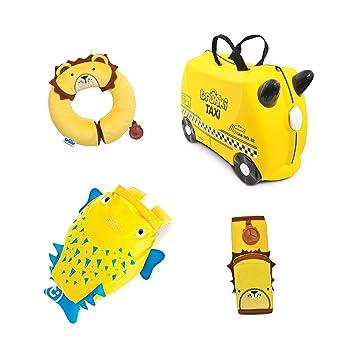 d745cc202918 Trunki Trunki 4 Piece Ultimate Summer Bundle - Luggage Set
