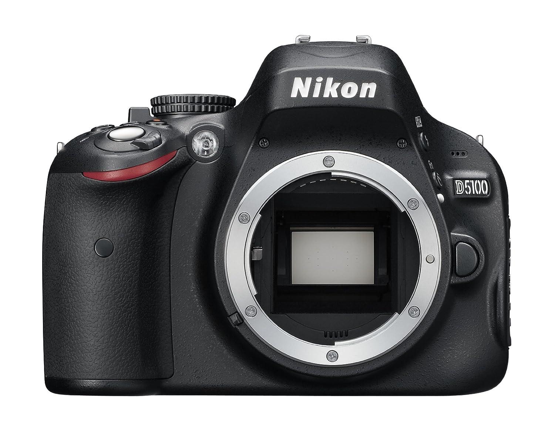 Camera Nikon D5100 Dslr Camera Review nikon d5100 digital slr camera body only 3 inch lcd amazon co uk photo