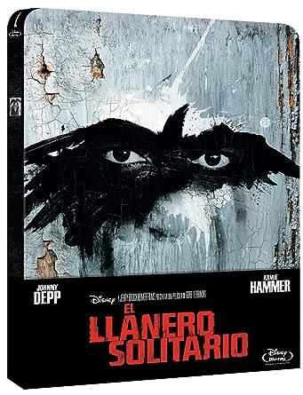 El Llanero Solitario - Edición Caja Metálica (Blu-Ray) (Import Movie)
